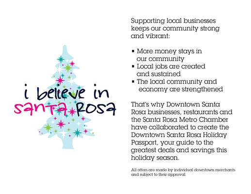 Santa Rosa Metro Chamber of Commerce - Supporting Local